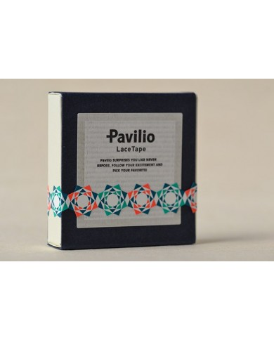 Mini Pavilio rosy green