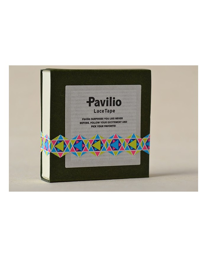 Mini Pavilio fortune blue