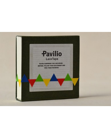 Mini Pavilio garland yellow