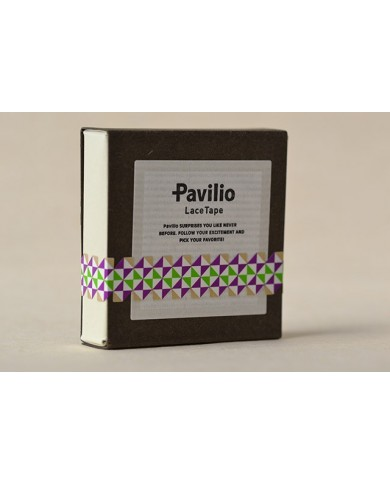 Mini Pavilio happy village purple