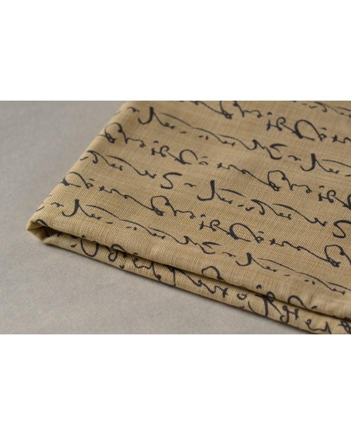 Furoshiki calligrafia