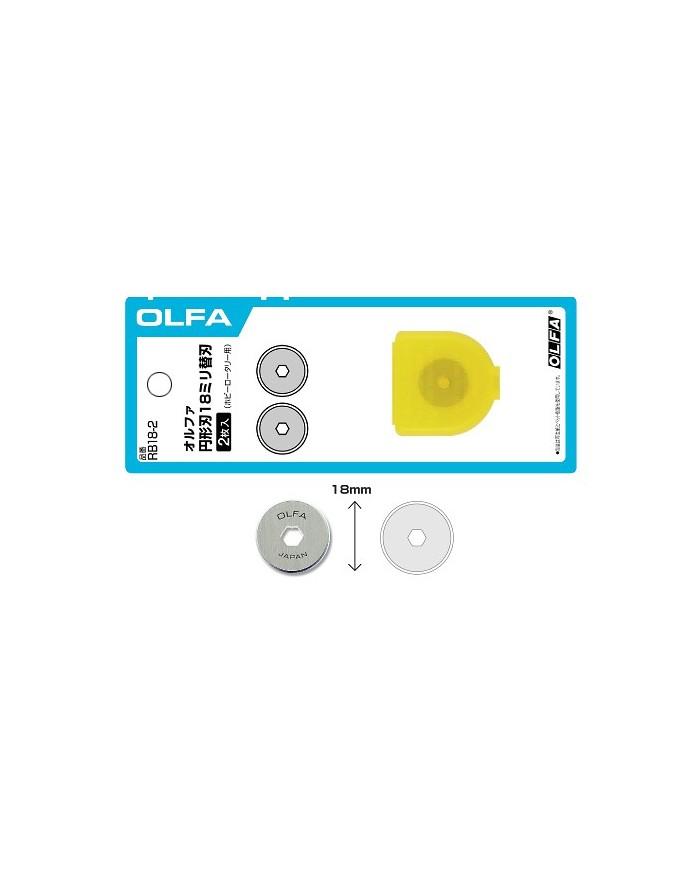 Olfa Lame Rotary 18mm