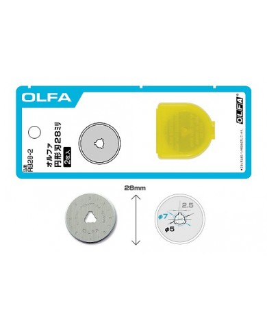 Olfa Lame Rotary 28mm