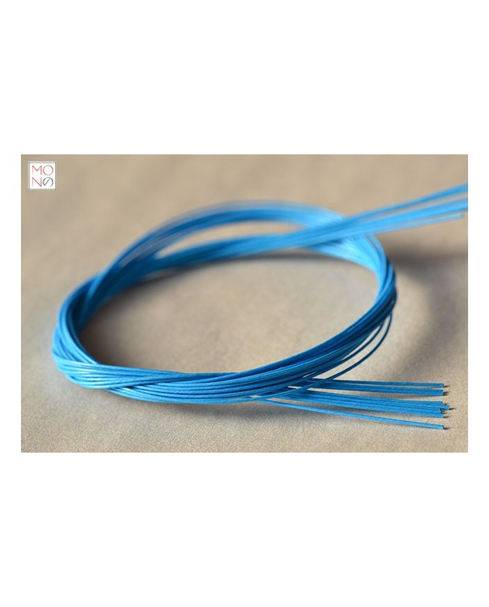 Mizuhiki azzurro