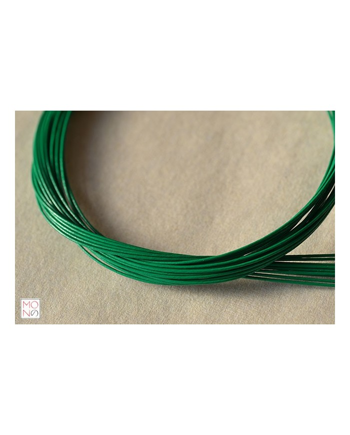 Mizuhiki verde