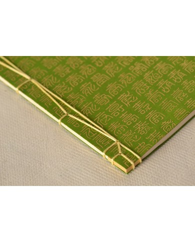 Quaderno choumen verde