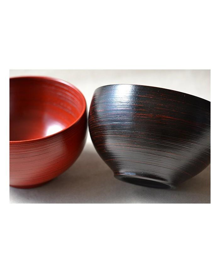 Lacca wan 011 rosso e nero