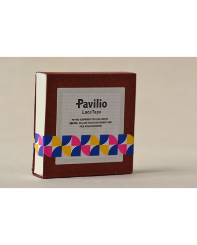 Mini Pavilio windmill blue