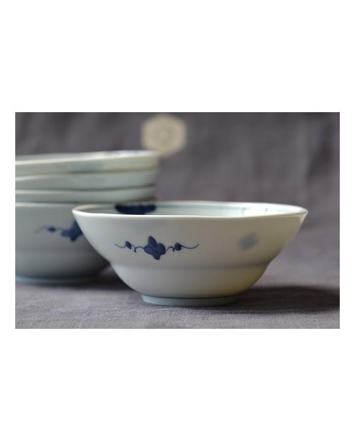 Set ciotole in ceramica