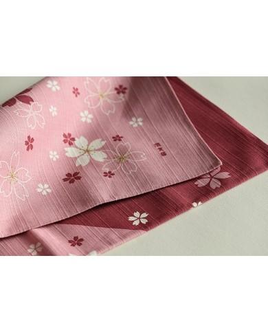 Furoshiki 080 sakura rosa