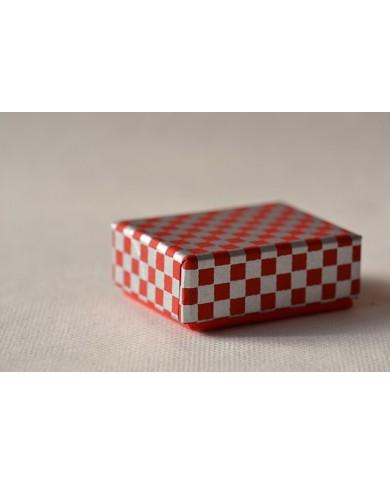 Mini scatola Chiyogami ichimatsu