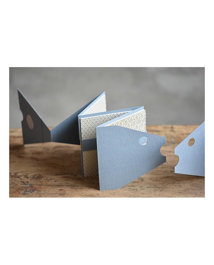 Origami pesce oro