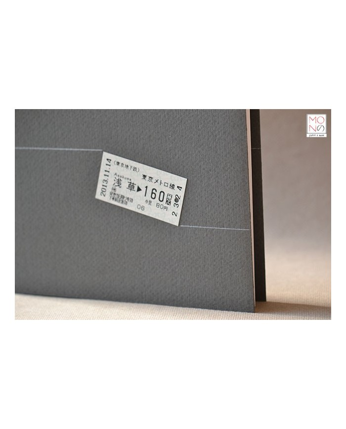 Quaderno Kanji Tokyo Metrò 002 copertina
