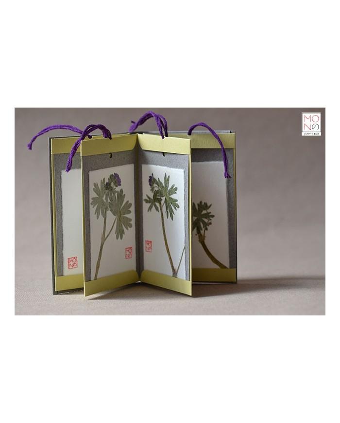 Botanical Book Tag - Geranium