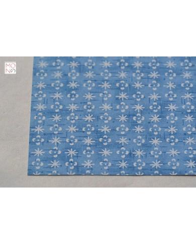 Chiyogami 073 Sekka- fiori di neve