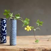 Japan ceramics   Cinquefoglia comune Potentilla reptans  #japanceramics #japanesepottery #erbedicampo #erbespontane #wildherbs #herbesfolles #野の花 #potentillareptans #cinquefogliacomune #monoarte